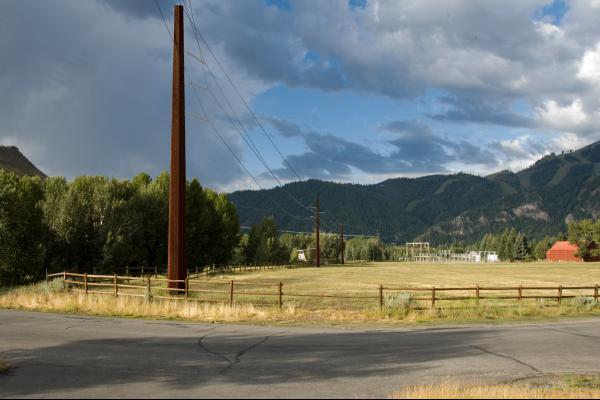 Sun Valley 138 KV Transmission Rendering