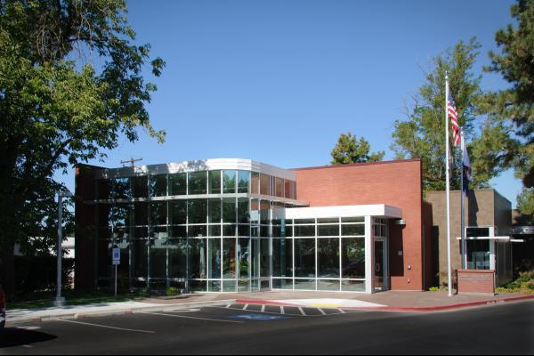 Idaho Division of Veteran Services Administration Facility