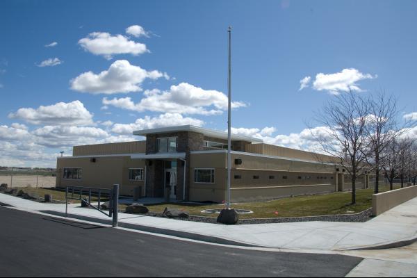 Idaho National Guard Nampa Readiness Center