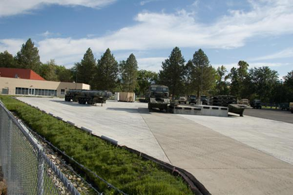 USARC Lugenbeel Parking Renovation