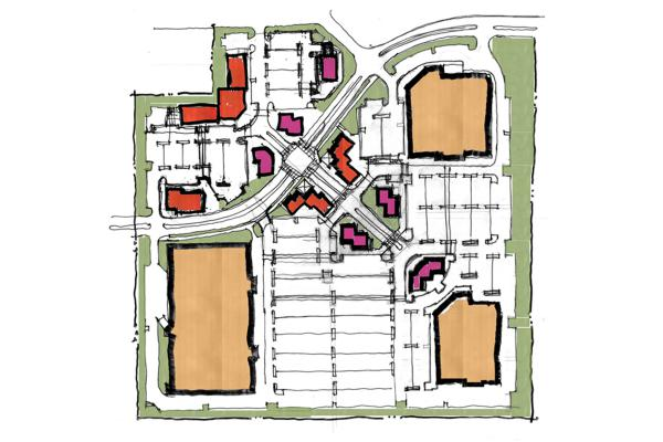 Browning Plaza Commercial Subdivision