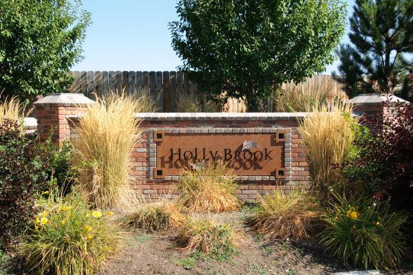 Hollybrook Subdivision