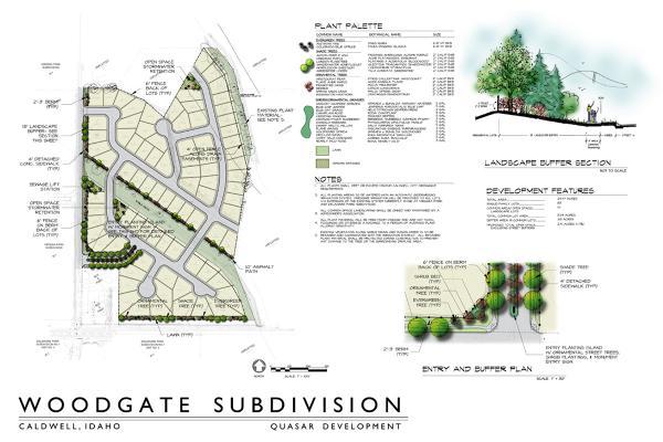 Woodgate Subdivision