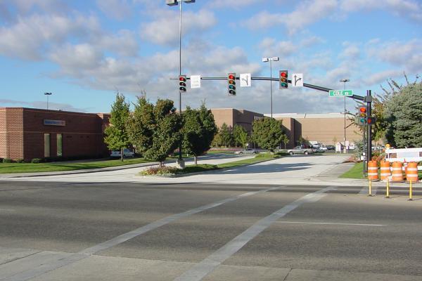 Boise Towne Square - Westpark Pavement Rehab